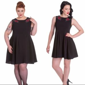 New Hell Bunny Lillian Dress